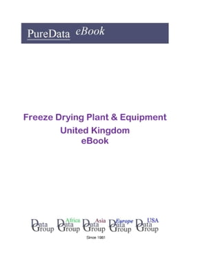 Freeze Drying Plant & Equipment in the United Kingdom