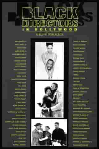 Black Directors in Hollywood by Melvin Donalson