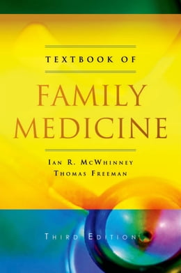 Book Textbook of Family Medicine by Ian R McWhinney