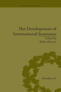 The Development of International Insurance