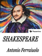 Shakespeare by Antonio Ferraiuolo