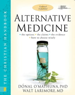 Book Alternative Medicine by Donal O'Mathuna