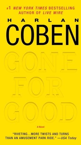 Book Gone for Good by Harlan Coben