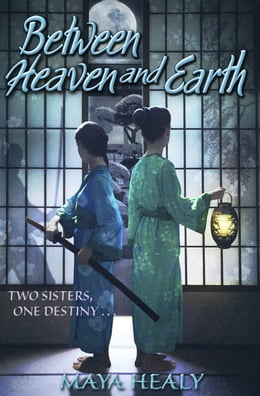 Book Between Heaven and Earth by Maya Healy