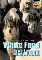 White Fang: The Wild Wolfdog Story: (With Audiobook Link) by Jack London