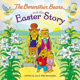 Book The Berenstain Bears and the Easter Story by Jan & Mike Berenstain