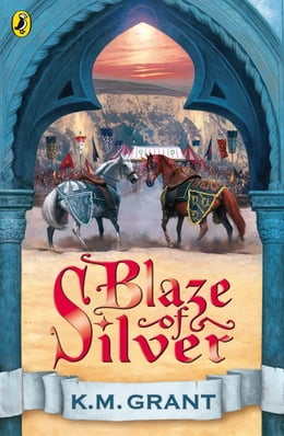 Book Blaze of Silver by K M Grant
