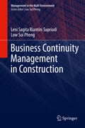 9789811054877 - Leni Sagita Riantini Supriadi, Low Sui Pheng: Business Continuity Management in Construction - Book