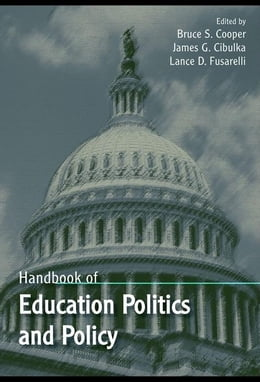 Book Handbook of Education Politics and Policy by Cooper, Bruce