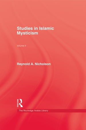 Studies In Islamic Mystic