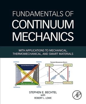 Fundamentals of Continuum Mechanics With Applications to Mechanical,  Thermomechanical,  and Smart Materials