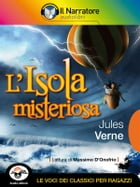 L'isola misteriosa (Audio-eBook) by Jules Verne