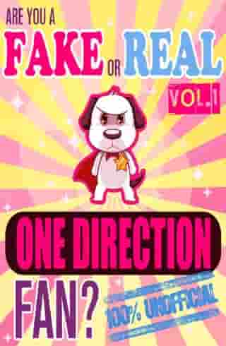 Are You a Fake or Real One Direction Fan? Volume 1: The 100% Unofficial Quiz and Facts Trivia Travel Set Game by Bingo Starr