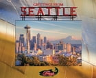 Greetings from Seattle by Editors of Thunder Bay Press