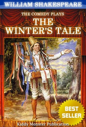 Winter's Tale By William Shakespeare: With 30+ Original Illustrations,Summary and Free Audio Book Link