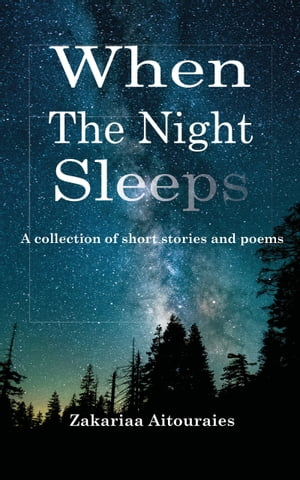 When The Night Sleeps: A collection of short stories and poems.