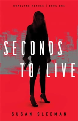 Seconds to Live (Homeland Heroes Book #1)