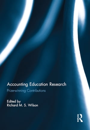 Accounting Education Research Prize-winning Contributions