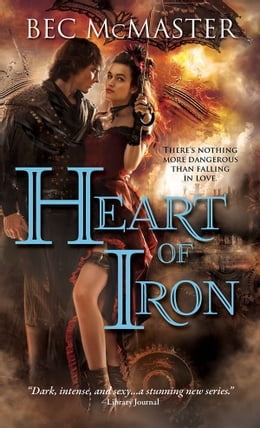 Book Heart of Iron by Bec McMaster