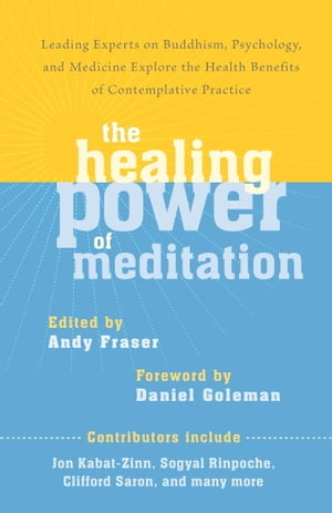 The Healing Power of Meditation: Leading Experts on Buddhism, Psychology, and Medicine Explore the Health Benefit s of Contemplative Practice by Andy Fraser