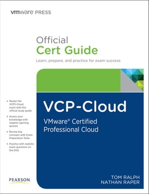 VCP-Cloud Official Cert Guide (with DVD) VMware Certified Professional - Cloud