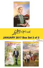 Harlequin Love Inspired January 2017-Box Set 2 of 2: An Amish Reunion\Apple Orchard Bride\Rocky…