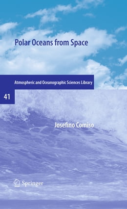 Book Polar Oceans from Space by Josefino Comiso