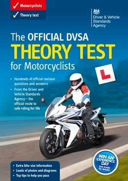 Book The Official DVSA Theory Test for Motorcyclists (14th edition) by DVSA The Driver and Vehicle Standards Agency