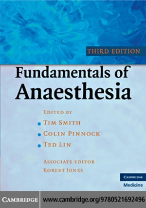 Fundamentals of Anaesthesia