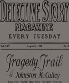 Tragedy Trail by Johnston McCulley