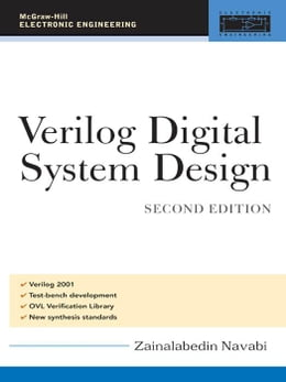 Book Verilog Digital System Design by Navabi, Zainalabedin