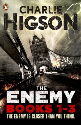 Book The Enemy Series, Books 1-3 by Charlie Higson
