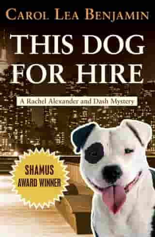 This Dog for Hire by Carol Lea Benjamin