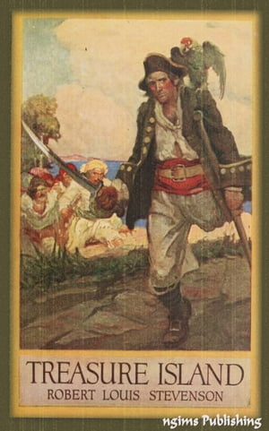Treasure Island (Illustrated by Louis Rhead + Audiobook Download Link + Active TOC)