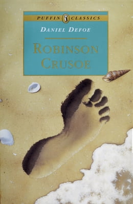 Book Robinson Crusoe by Robin Waterfield