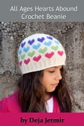 All Ages Hearts Abound Beanie
