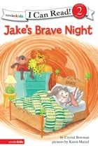 Jake's Brave Night: Biblical Values by Crystal Bowman
