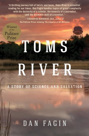 Toms River A Story of Science and Salvation