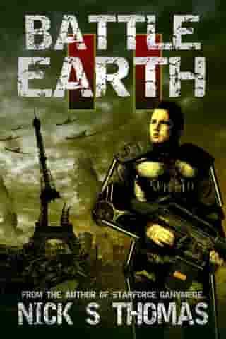 Battle Earth II (Book 2) by Nick S. Thomas
