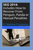 SEO 2014: Includes How to Recover From Penguin, Panda or Manual Penalties by Darren Varndell