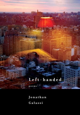 Book Left-Handed: Poems by Jonathan Galassi