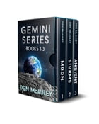Gemini Series: Books 1 - 3 by Don McAuley