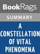 A Constellation of Vital Phenomena by Anthony Marra Summary & Study Guide by BookRags