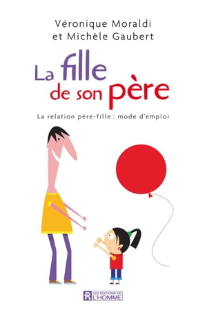 La fille de son père: La relation père-fille : mode d'emploi by Michèle Gaubert