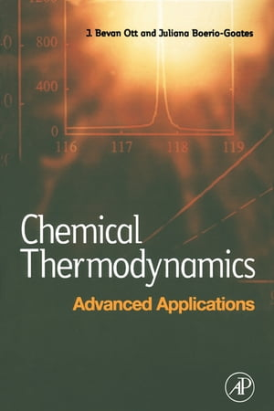 Chemical Thermodynamics: Advanced Applications Advanced Applications