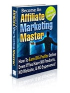 AFFILIATE MARKETING MASTER by Jon Sommers