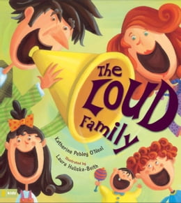 Book The Loud Family by Katherine Pebley O'Neal