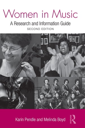 Women in Music A Research and Information Guide