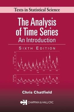 Book The Analysis of Time Series: An Introduction, Seventh Edition by Chatfield, Chris