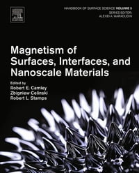 Magnetism of Surfaces, Interfaces, and Nanoscale Materials